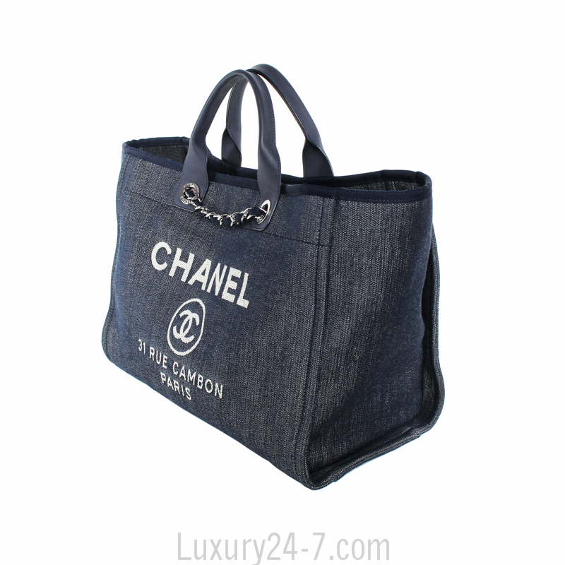 547c716d04d3 New Chanel Deauville Totes   Stanford Center for Opportunity Policy ...