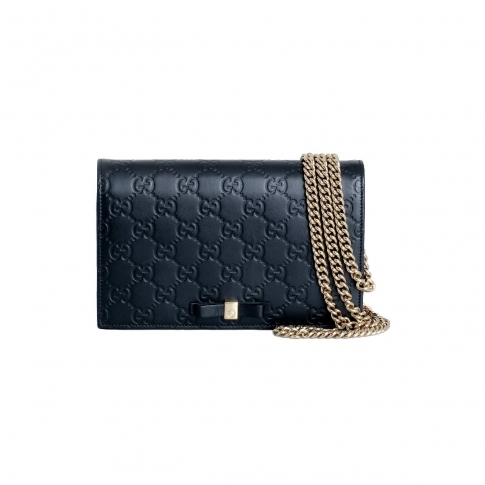 Gucci Guccissima Wallet on Chain