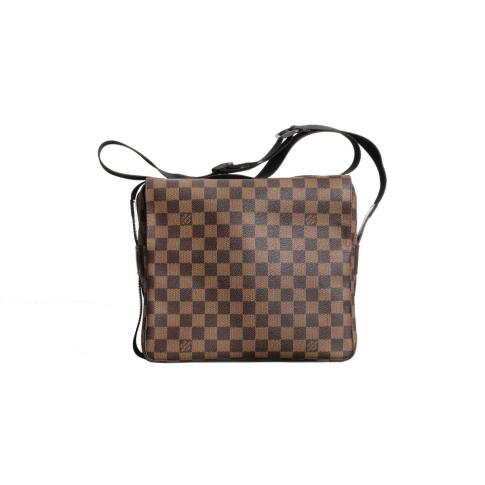 Louis Vuitton Damier Ebene Naviglio Messenger Bag