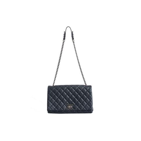 Chanel Classic Flap City Rock Large Shoulder Bag