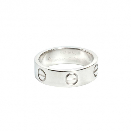 Cartier 18K Love Ring 51